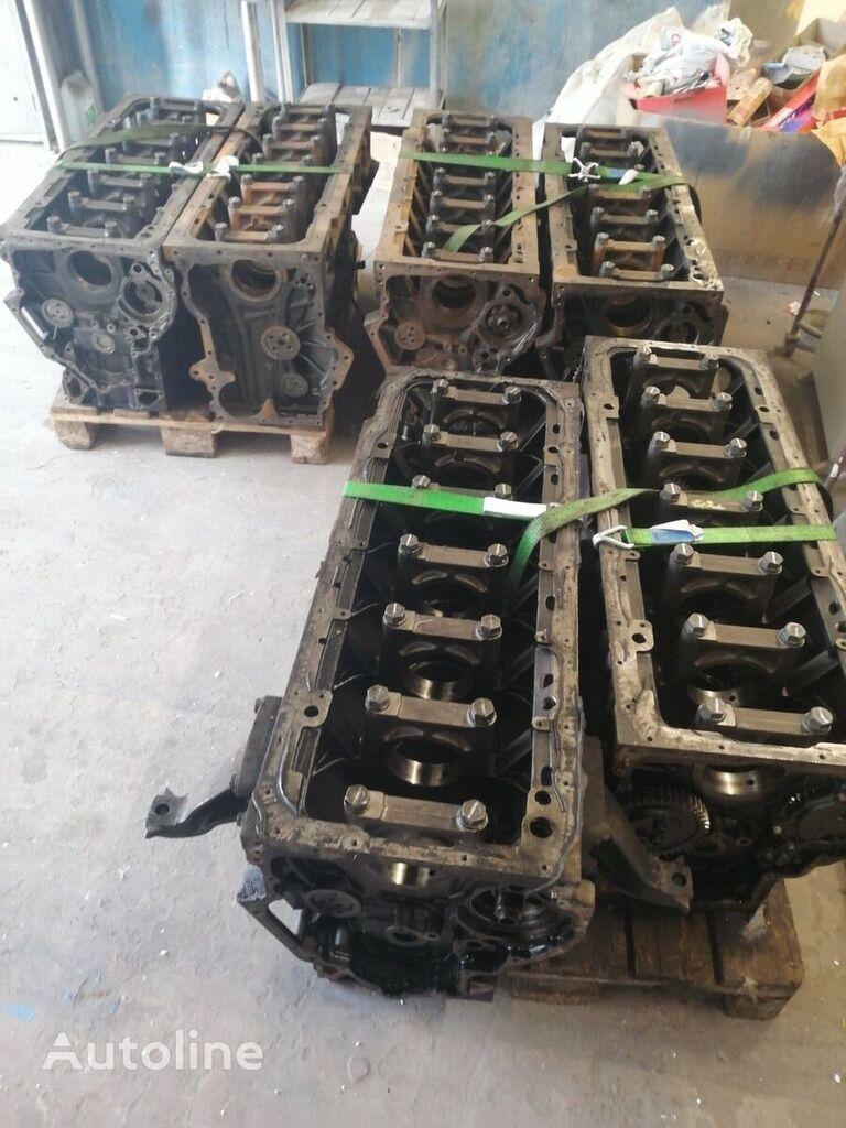 blok silnika MAN D26 480 540 D2676LF do ciągnika siodłowego MAN TGA TGS TGX