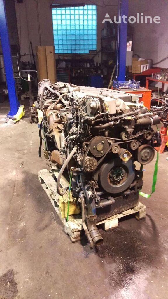 silnik MAN Biturbo D26 E5 TGX 440 (D2676LF) do ciągnika siodłowego MAN TGX 440