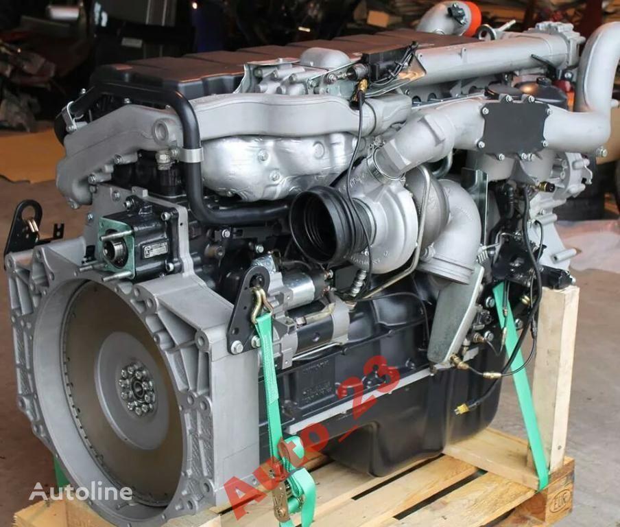 silnik MAN D26 (D2676LF) do ciągnika siodłowego MAN TGX TGS TGA